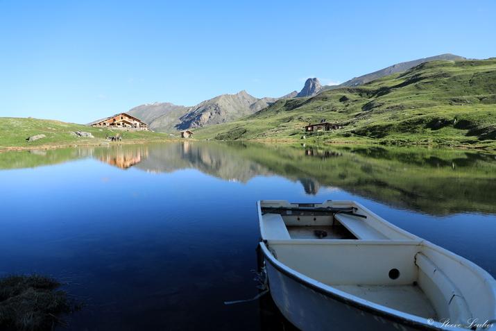 Queyras, Lac de la Blanche