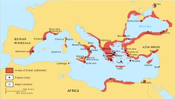 Et les Romains marchèrent dans leurs pas ...