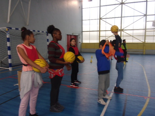 le cycle basketball des cm2a