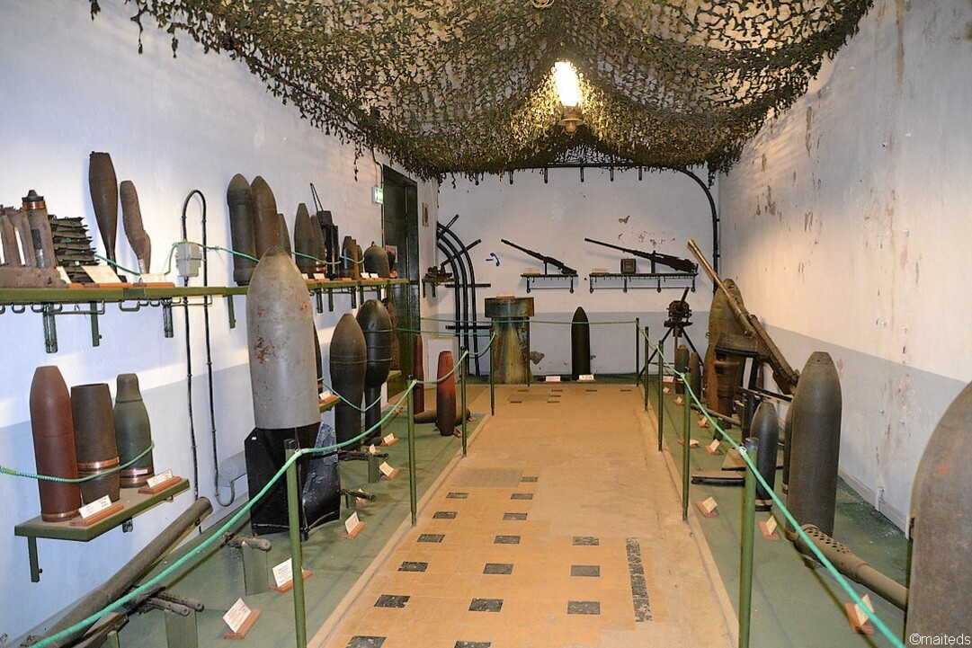 Ligne Maginot - Le Four à Chaux Musée (4 - suite et fin)