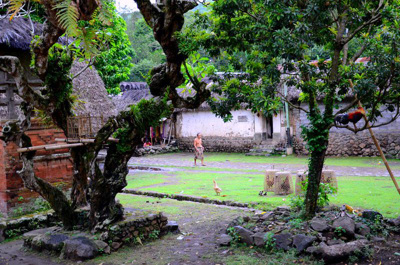 indonésie klungklung