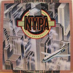 New York Port Authority - Three Thousand Miles From Home - Complete LP