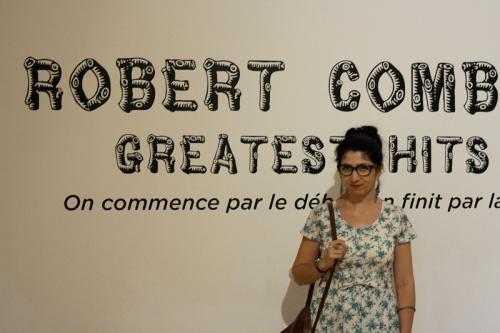 Robert Combas au MAC de Lyon