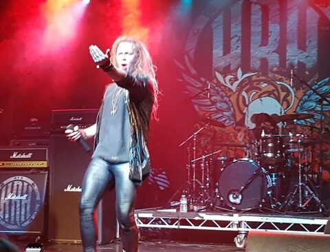 HARD ROCK HELL SLEAZE - Sheffield - 31/08, 01&02/09/2018
