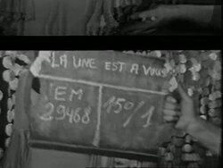 1er décembre 1973 / LA UNE EST A VOUS