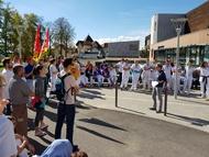 Mobilisation record sur l'UGECAM Rhône-Alpes