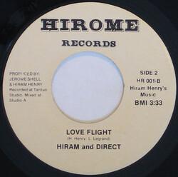Hiram And Direct - Love Flight
