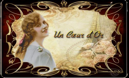 Paris Acajou et Or