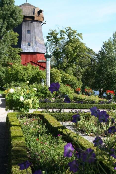 Stockolm; Waldemaresude la demeure du Prince Eugène