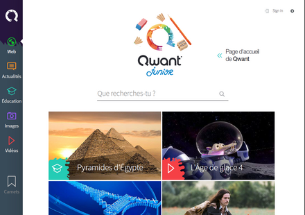 Homepage-QwantJunior