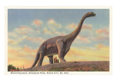 DS-00063-CBrontosaurus-Dinosaur-Park-Rapid-City-South-Dakot