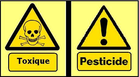 Les pesticides sont toxiques