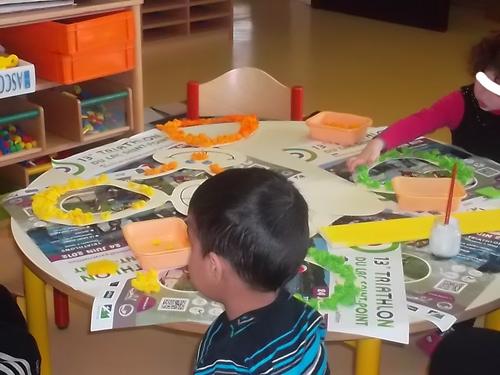 Nos ateliers montessorie
