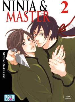 Ninja & master, Tome 1