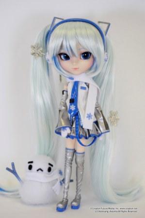 Juin [2011] - Pullip Snow Miku Hatsune
