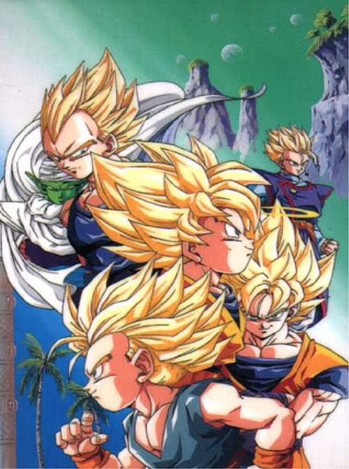 Avatars Dragonball Z