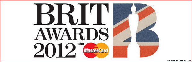 BRIT AWARDS 2012