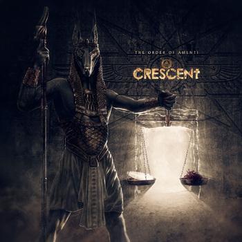 CRESCENT - The Order Of Amenti
