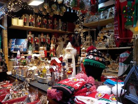 Noël à Lille.