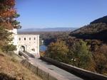 Fort-L'Ecluse en automne