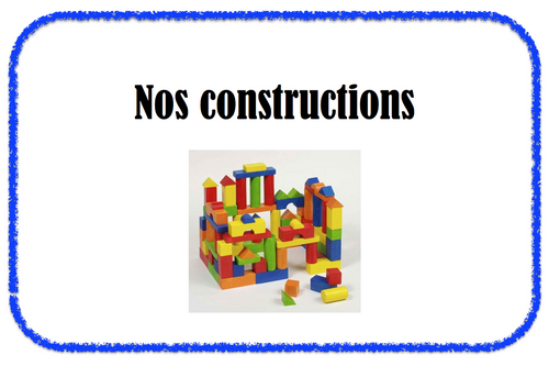 Présenter les constructions