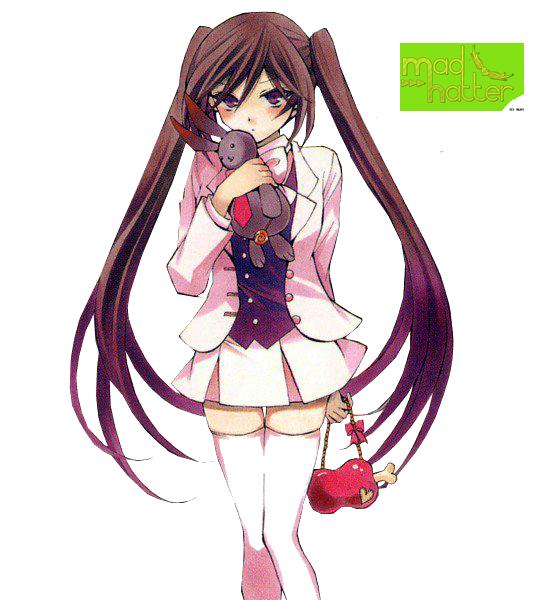 Ici : Les plus beau render Pandora Heart pour Graphé sur vos personnages préféré !