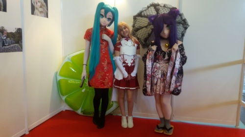 Japan Expo 2K16 + prochaines conventions