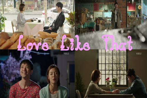 Drama Spécial : Love Like That