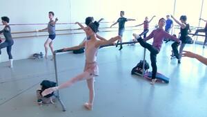 dance ballet class day life ballet class