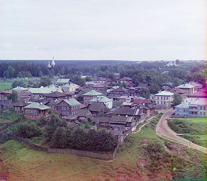 File:Sergei Mikhailovich Prokudin-Gorskii - Razguliai, outskirts of the city of Perm (1910).jpg