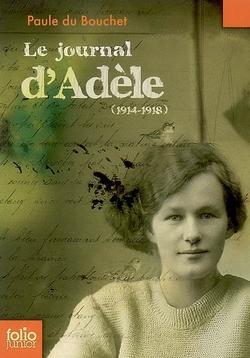 """""""Le journal d'Adèle"""" de Paule Bouchet"""
