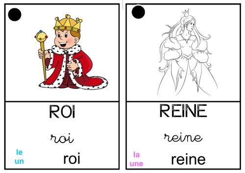 imagier Roule galette et ........