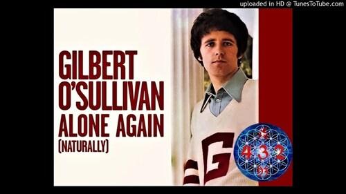 O'SULLIVAN, Gilbert - Alone Again (Naturally) (Romantique)
