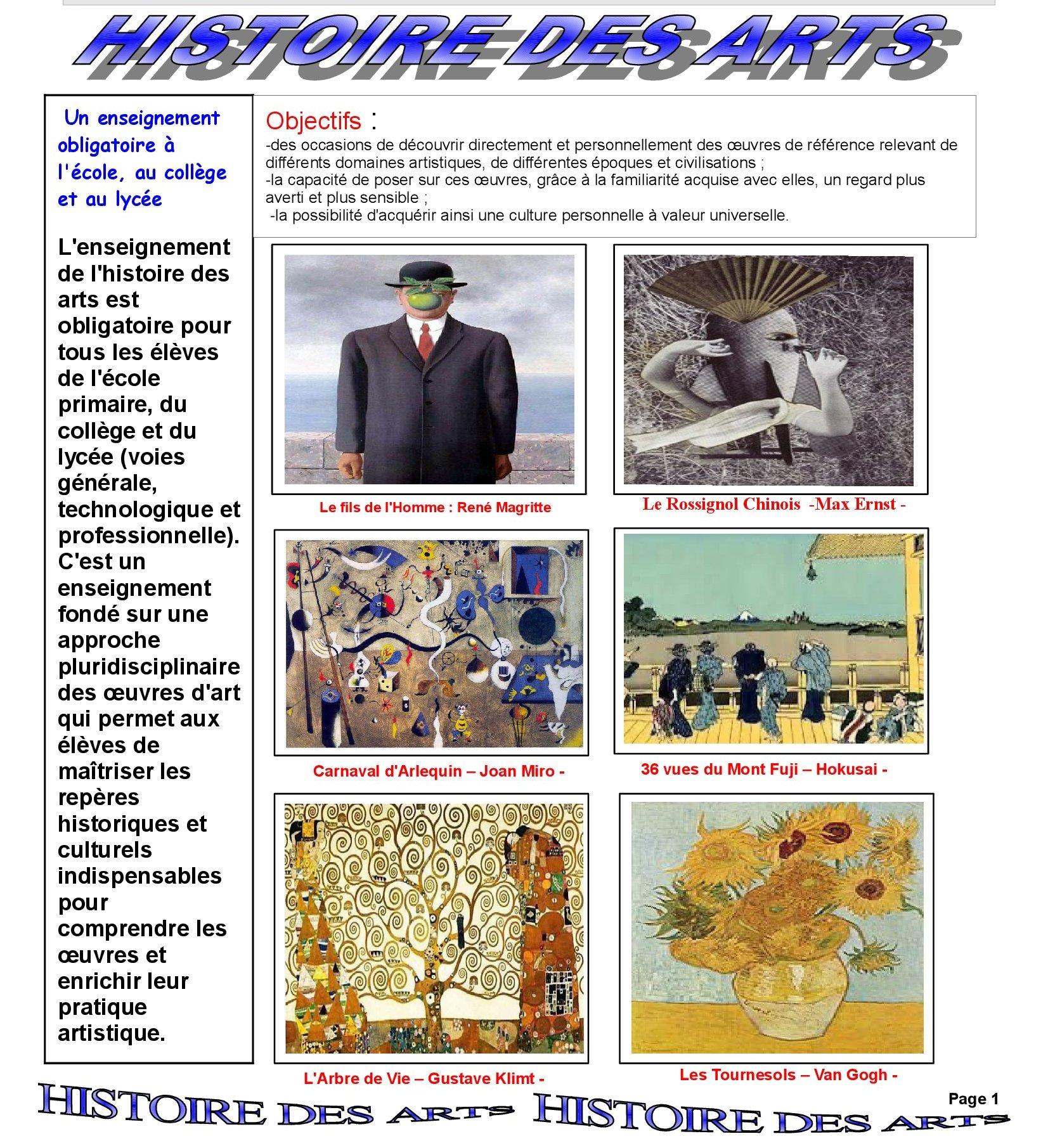 Histoire des art cp ce1 ce2 cm1 cm2 le carnaval d 39 arlequin - Histoire des arts la chambre des officiers ...