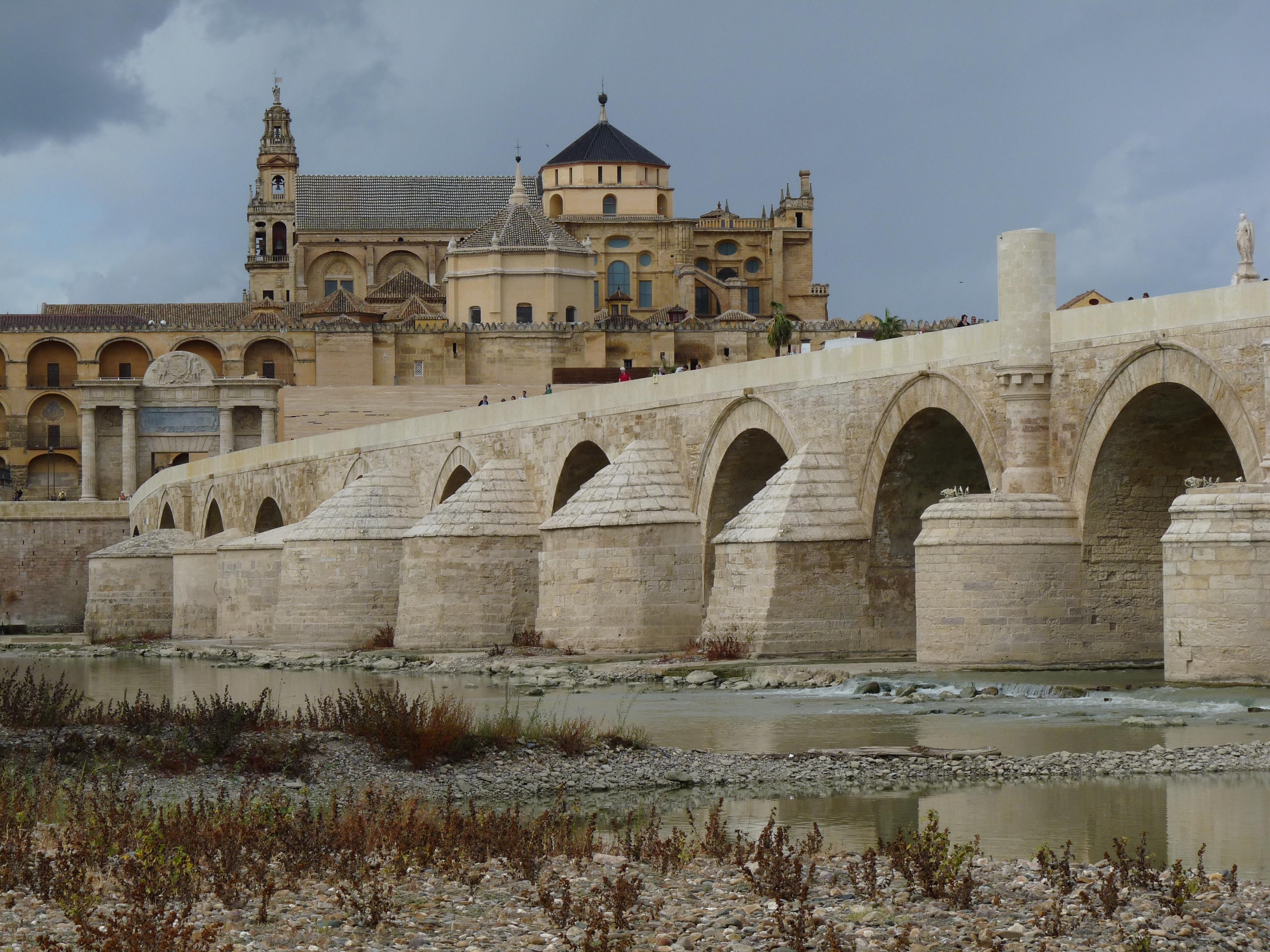 Le Pont Romain A Cordoue Flaviemiky