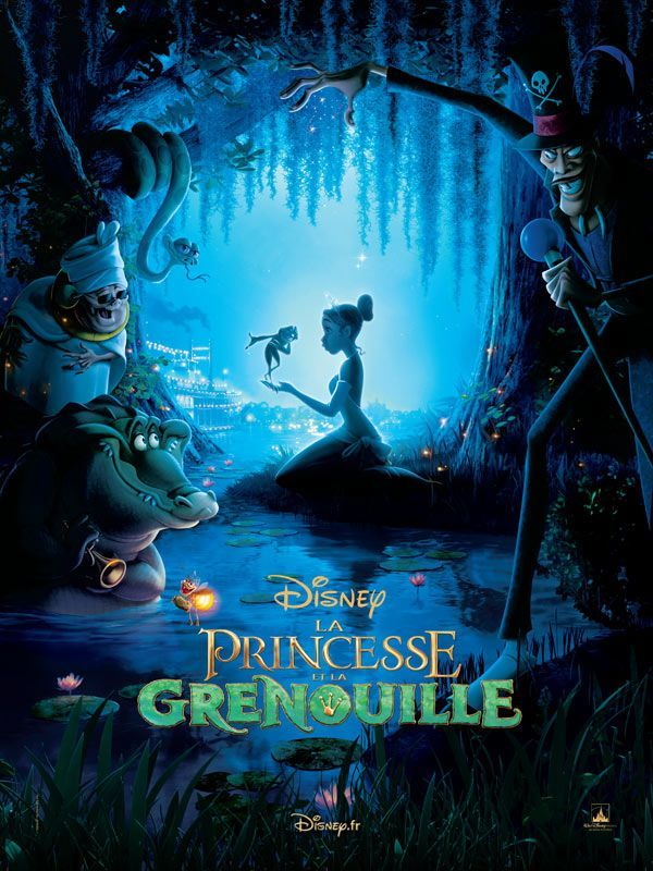 La Princesse et la grenouille (2011) [DVDRIP TRUEFRENCH]