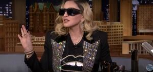 Madonna au Tonight Show de Jimmy Fallon