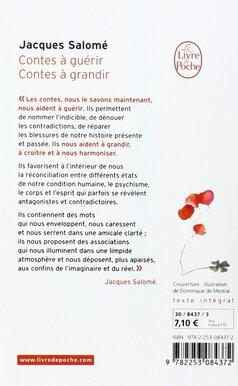Contes à guérir contes à grandir de Jacques Salomé