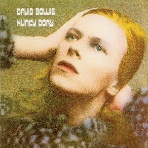 Mick Ronson avec David Bowie