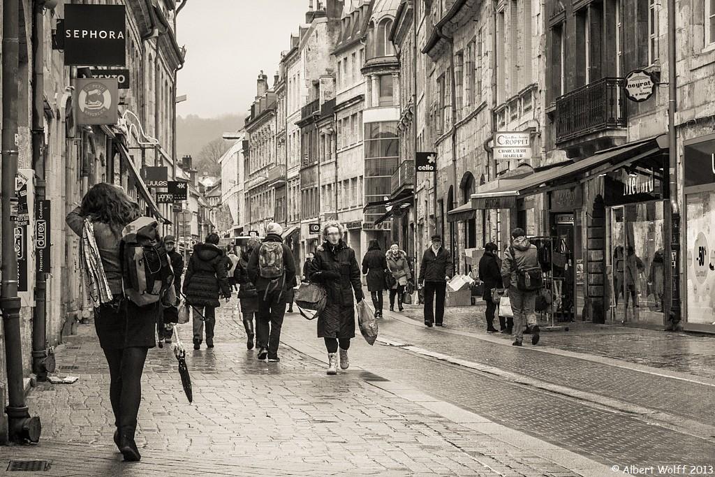 Besançon : vivre la ville