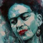 Frida Khalo a aspiré beaucoup d'artistes