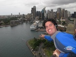 Bridge climb Harbour Sydney Bridge, AUSTRALIA 2013