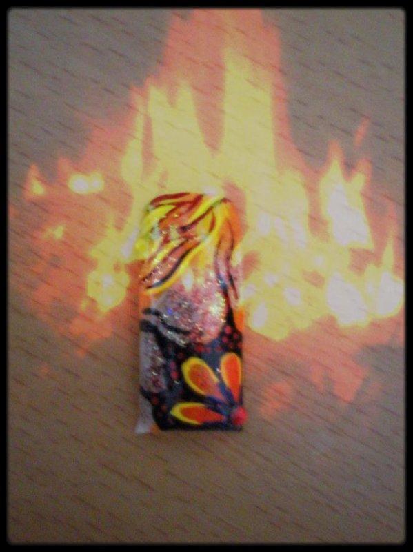 Jour 13: Enflammé