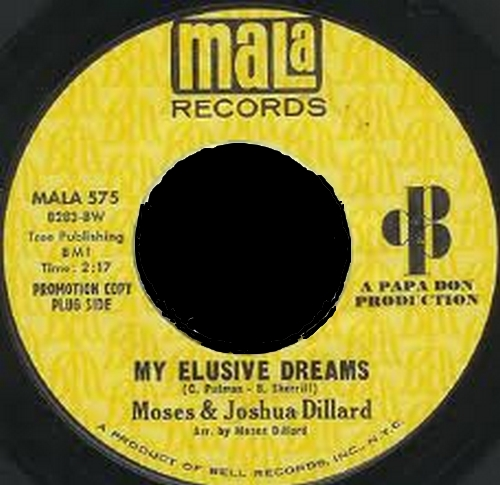 1967 : Single SP MaLa Records MALA 575 [ US ]