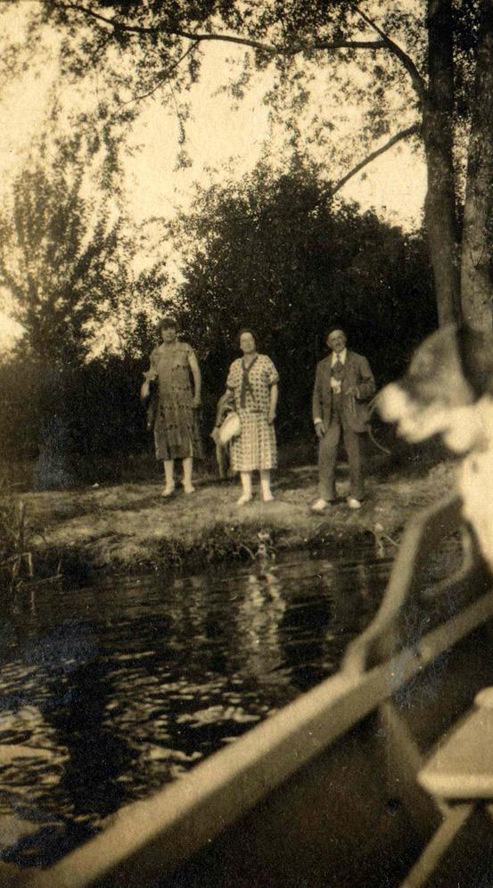 Auvers sur Oise - Photos de Familles - Auvers sur Oise, photos de familles