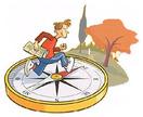 un peu de course d'orientation cycle 2 unité d'apprentissage