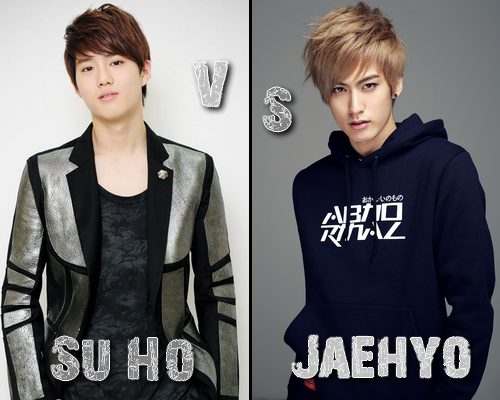 Su Ho (Exo-K) vs Jaehyo (Block B)