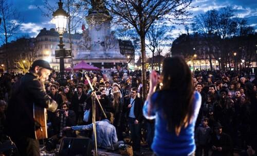 « Nuit debout se nourrit d'une triple rupture gouvernementale »