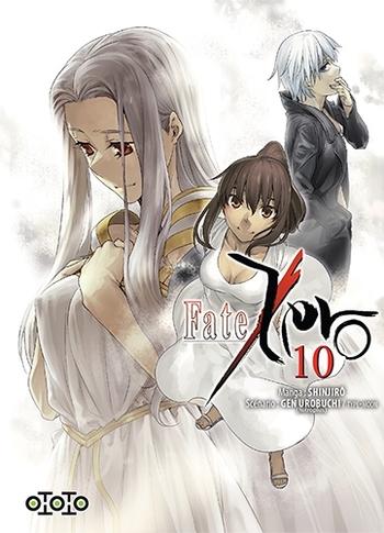 Fate zero - Tome 10 - Takashi Takeuchi & Gen Urobushi