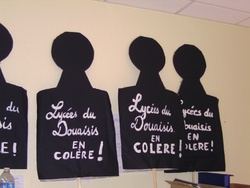 silhouettes Lycée